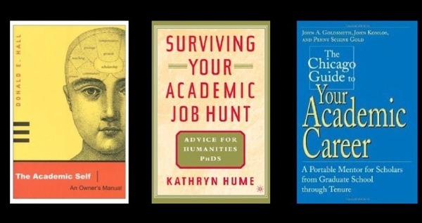 Three academic self-help books