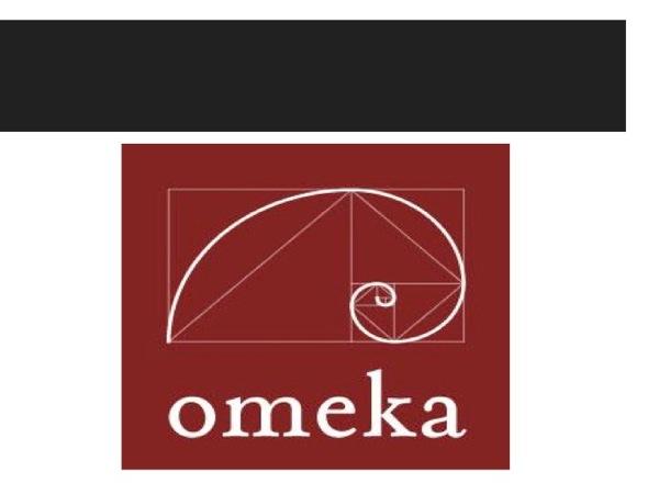 Image of Omeka's logo